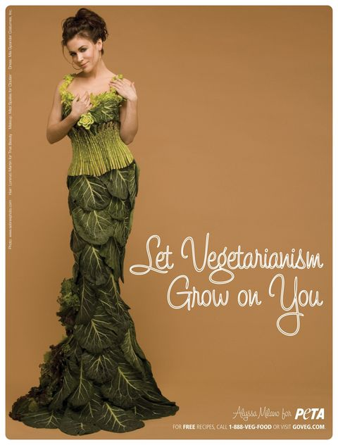 let vegetarian grow on you