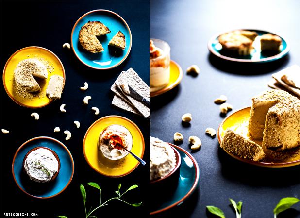 Fromages de cajou - Antigone XXI