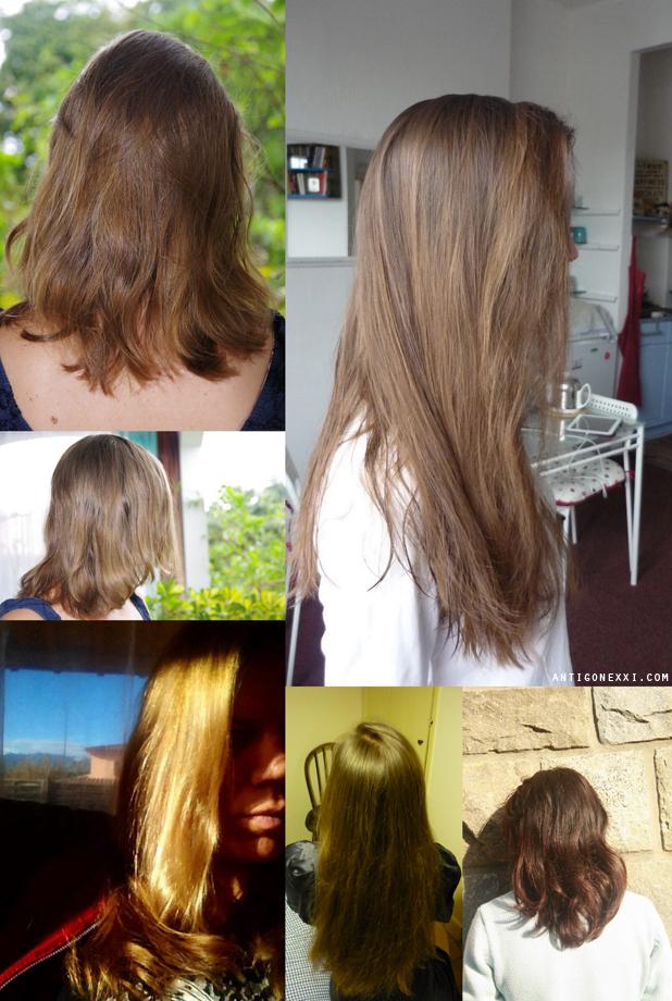 Si rêve que les cheveux tombent par les touffes