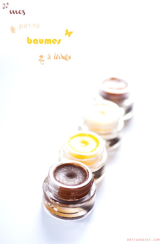 Baumes à lèvres maison - Antigone XXI