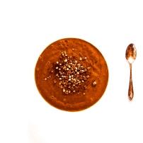 Smoothie chocolat & cacahuète