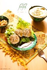 Falafels & Hummus