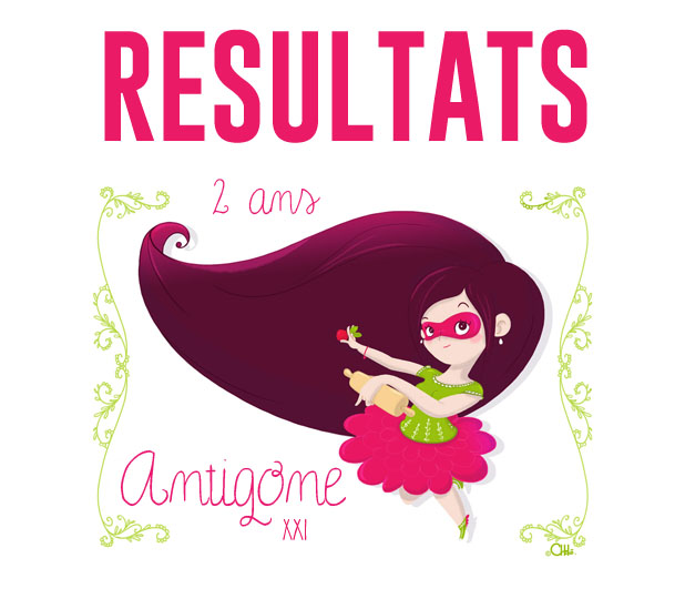 Concours 2 ans de blog - Antigone XXI