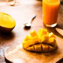 Délice de mangue