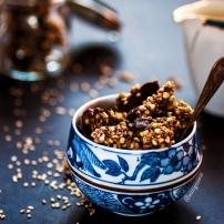 Granola Choco-Sésame