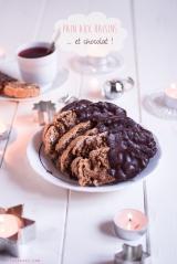 Pain de Noël aux raisins et au chocolat - Antigone XXI