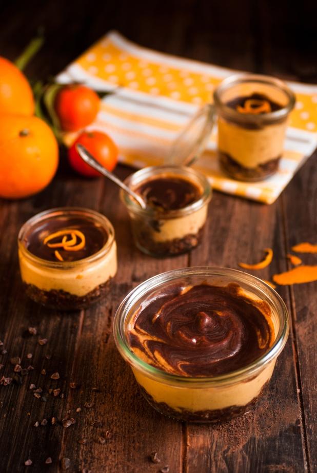 Extrait de mon nouveau livre, la Pâtisserie Crue : les mini-cheesecakes ! Antigone XXI
