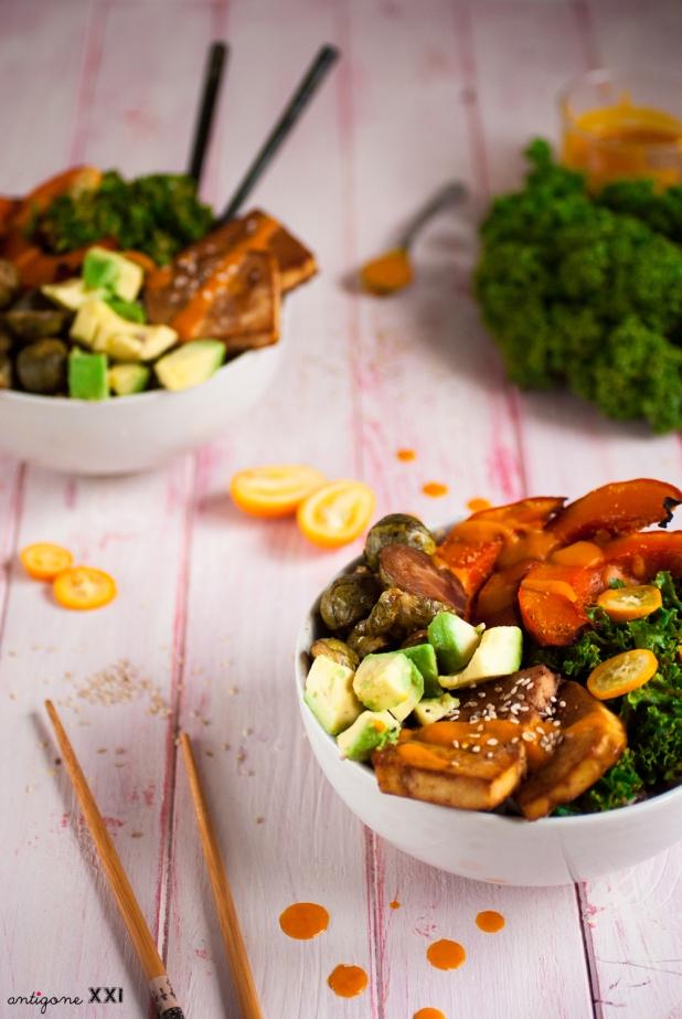 The {perfect} vegan winter bowls - Antigonexxi.com