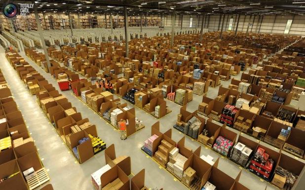 4 bonnes raisons de ne pas commander sur Amazon - Antigone21.com