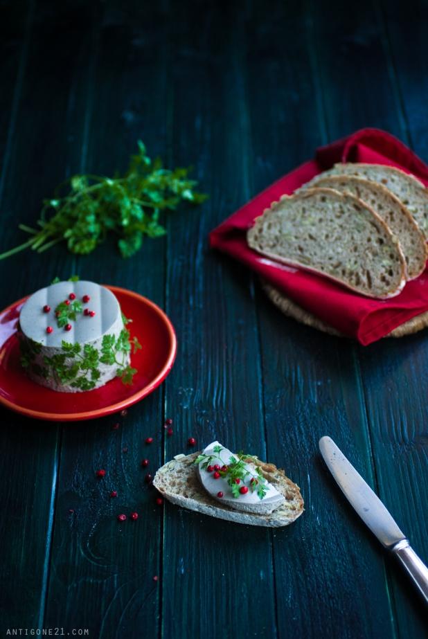 Mousse de foie gras végétal - Antigone21.com